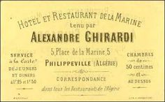 Hôtel-Restaurant de la Marine Philippeville