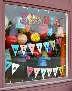 Paper Crafts, Paper Lanterns, Paper Flags....
