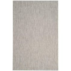 Safavieh Courtyard Grey 6 ft. 7 in. x 9 ft. 6 in. Indoor/Outdoor Area Rug - CY8520-36811-6 - The Home Depot