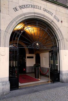 Industrieele Groote Club Amsterdam