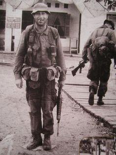 Clarence McCormick, RT New York, MACV-SOG ~ Vietnam War