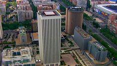 Madrid desde el aire: Madrid, la ciudad entre ciudades