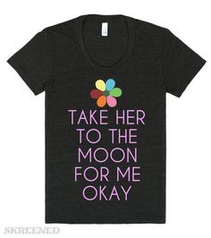 TAKE HER TO THE MOON   OH THE FEELS!!! BING BONG - TAKE HER TO THE MOON FOR ME - OKAY? FROM DISNEY'S INSIDE OUT #Skreened