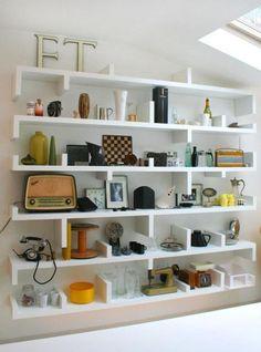 Floating Wall Shelves | ... Wall Shelf 500x675 Best of Space Saving Idea: Floating Shelves Wall