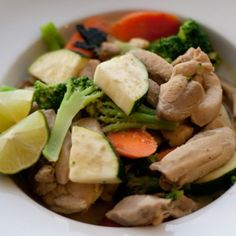 Thai Green Chicken Curry – The Foodee Project