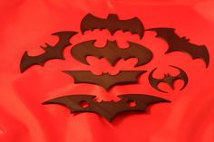 Excited to share the latest addition to my #etsy shop: The Batarang: Selection of Batmans most iconic weapons. 3D printed in the colour/s of your choice. https://etsy.me/2KhmE2n #accessories #batarang #batman #dc #superheroes #props #batmanbatarangs #3dprinted