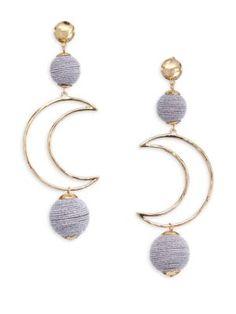 Ettika - Ettika Moon Drop Earrings