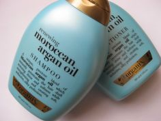 Organix Renewing Moroccan Argan Oil Shampoo & Conditioner ~ NeutraKris Beauty Blog | Makeup Reviews, Tips, Fashion