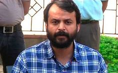 Police in Amritsar registered a case late on Tuesday night against Aam Aadmi Party (AAP) spokesperson Ashish Khetan for allegedly hurting religious sentiments. #punjabnews #punjab #news #government #aap   #aamadmiparty   http://thepunjabnews.in/news/in-punjab-aap-s-ashish-khetan-booked-for-allegedly-hurting-religious-sentiments-