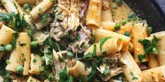 Cajun Chicken Rigatoni Recipe