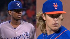 Ventura vs. Thor a showdown of MLB's hardest throwers