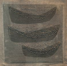 Eleanor Anderson | Hull | muslin, monotype, hand embroidery