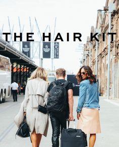 THE HAIR KIT E-MAGAZINE