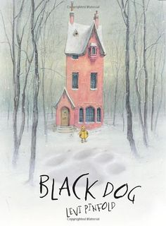 when a huge black dog appears outside the hope family home each member of the