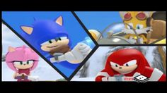 """Sonic Boom season two episode 20 """"Give Bees A Chance"""""""