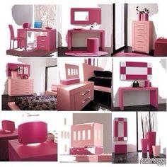 Pink Office Ideas Worke Decor Home Open