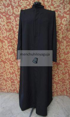 Patrones de Costura: TUTORIAL DE TÚNICA DE MONAGUILLO