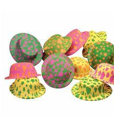 Pichardo Disfraces: Sombreros / Sombreros / 03 Chistera Fluorescente