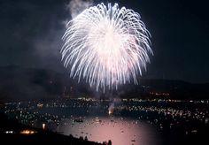 South Lake Tahoe Fireworks