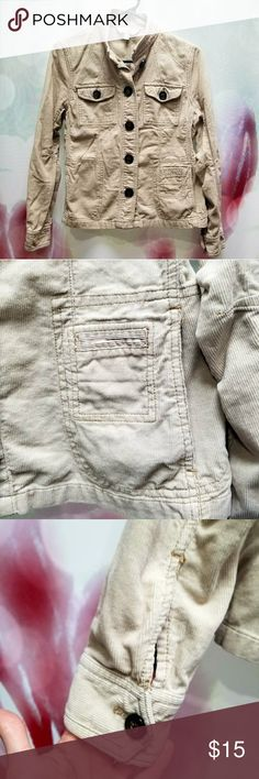 Relativity corduroy jacket 30% off bundles! Cute corduroy jacket with lots of details for a nice fit.  EUC Relativity Jackets & Coats