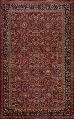 Matt Camron Rugs U0026 Tapestries Antique Persian Mahal Rug