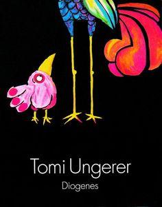 Tomi Ungerer Illustration