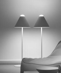 ABA 120, Floor lamp   lighting . Beleuchtung . luminaires   Design: Omar Carraglia   Davide Groppi  