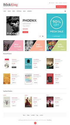 LIVE DEMO: Website Design Template 47722: shop shopping card reviews online resources read reading new novelty sale fiction kids categories catalogue affiliation products delivery buy order portal organization mass adventure erotic fantasy historical crime