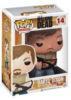 Daryl Dixon Vinyl Figure 14 - Funko Pop! van The Walking Dead
