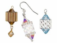 Fairy Lanterns Beads full tute ~ Seed Bead Tutorials