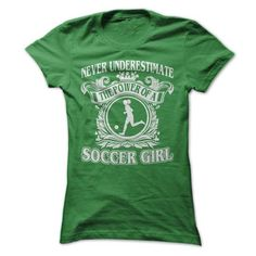 Cool Soccer Girl T Shirts, Hoodies. Get it here ==► https://www.sunfrog.com/Sports/Cool-Soccer-Girl-66588037-Ladies.html?57074 $21