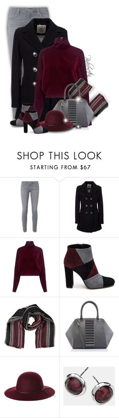 """Winter look!"" by pinkroseten ❤ liked on Polyvore featuring AG Adriano Goldschmied, Geox, McQ by Alexander McQueen, Roberto Festa, Proenza Schouler, Kristina George, Fallenbrokenstreet and Ippolita"