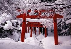 torii gate wallpaper - Google Search