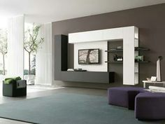 Merveilleux Art Wall U003d Contemporary Wall Units For The Living Room