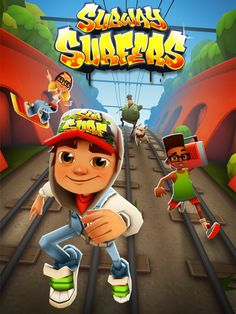 "FREE!  ""Subway Surfers Welcomes New Gang Of Characters Plus Load Of Improvements"""
