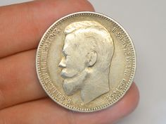 old silver coin; original by dukatshopping on Etsy Old Silver Coins, Empire, The Originals, Friends, Etsy, Amigos, Boyfriends, True Friends