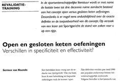 Germen van Heuveln, docent Fontys Sporthogeschool, voor volledig artikel zie Sportgericht, nr. 2, jrg. 69, 2015