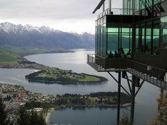 Skyline Restaurant (Queenstown, New Zealand)