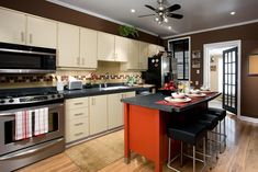 KITCHEN AFTER – to see more go to wnetwork.com (Colour Confidential)
