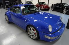 1993 Porsche 964 Turbo
