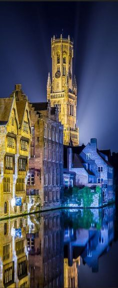 In Bruges, Belgium.