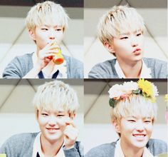 These pictures are making him a bias wrecker