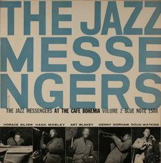 The Jazz Messengers at the Cafe Bohemia Volume 2