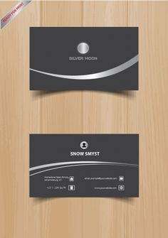 Silver business cards ready to print business cards modern business cards Free vector in Encapsulated PostScript eps ( .eps ) format format for free download 3.66MB. illustration, design, business, honor, vintage, media, template