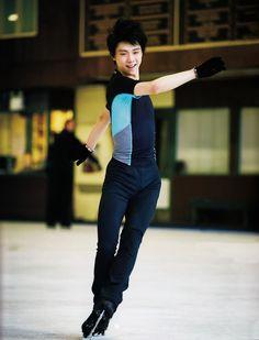 Sportiva Hanyu Yuzuru Aratanaru Hisho Nihon Figure Skate 2015-2016 Season