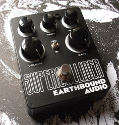 Earthbound Audio: Supercollider V3. FFFuuuzzz!!!