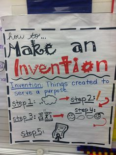 Mrs. Tabb @ First Grade Awesomeness: african american inventors, cute lesson to sketch an invention, build it, and apply for a patent!