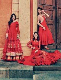 Anarkali suit that will make you the highlight of a party