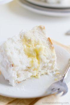 Lemon Meringue Angel Cake by tasteandtell #Cake #Angel #Lemon_Meringue