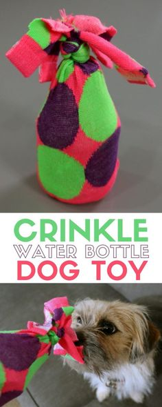You can make an empty water bottle dog toy cruncher for your favorite furry friends. An easy DIY Craft tutorial idea made with Purina Beneful dry dog food. bottle crafts diy How to Make an Empty Water Bottle Dog Toy Cruncher Dog Training Methods, Basic Dog Training, Training Your Puppy, Diy Dog Toys, Pet Toys, Homemade Dog Toys, Positive Dog Training, Interactive Dog Toys, Dog Crafts